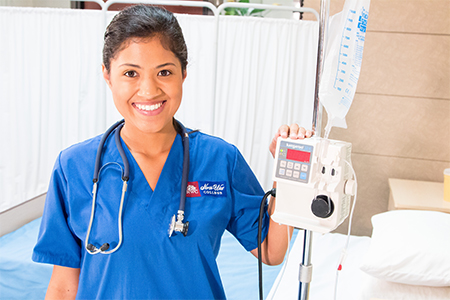 vocational nurse north west college