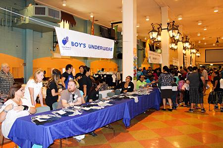 Glendora DCFS Resource Fair