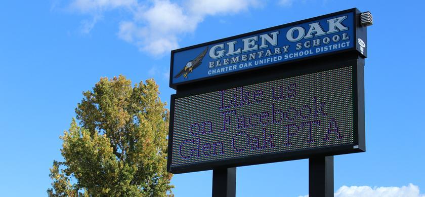 Glen Oak Elementary School