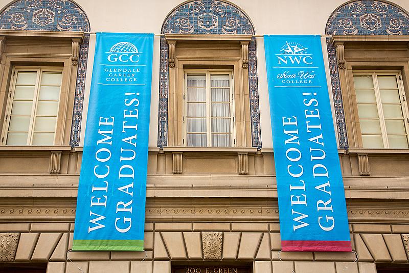 North-West College and Glendale Career College Recognizes and Celebrates Graduates