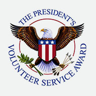 Presidential Eagle Badge