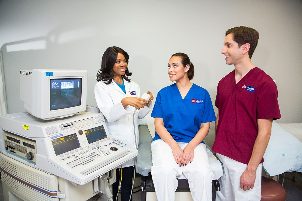 Diagnostic Medical Sonographer Training in Los Angeles, West Covina, Pasadena, Pomona, Long Beach, Glendale, Riverside, Santa Ana