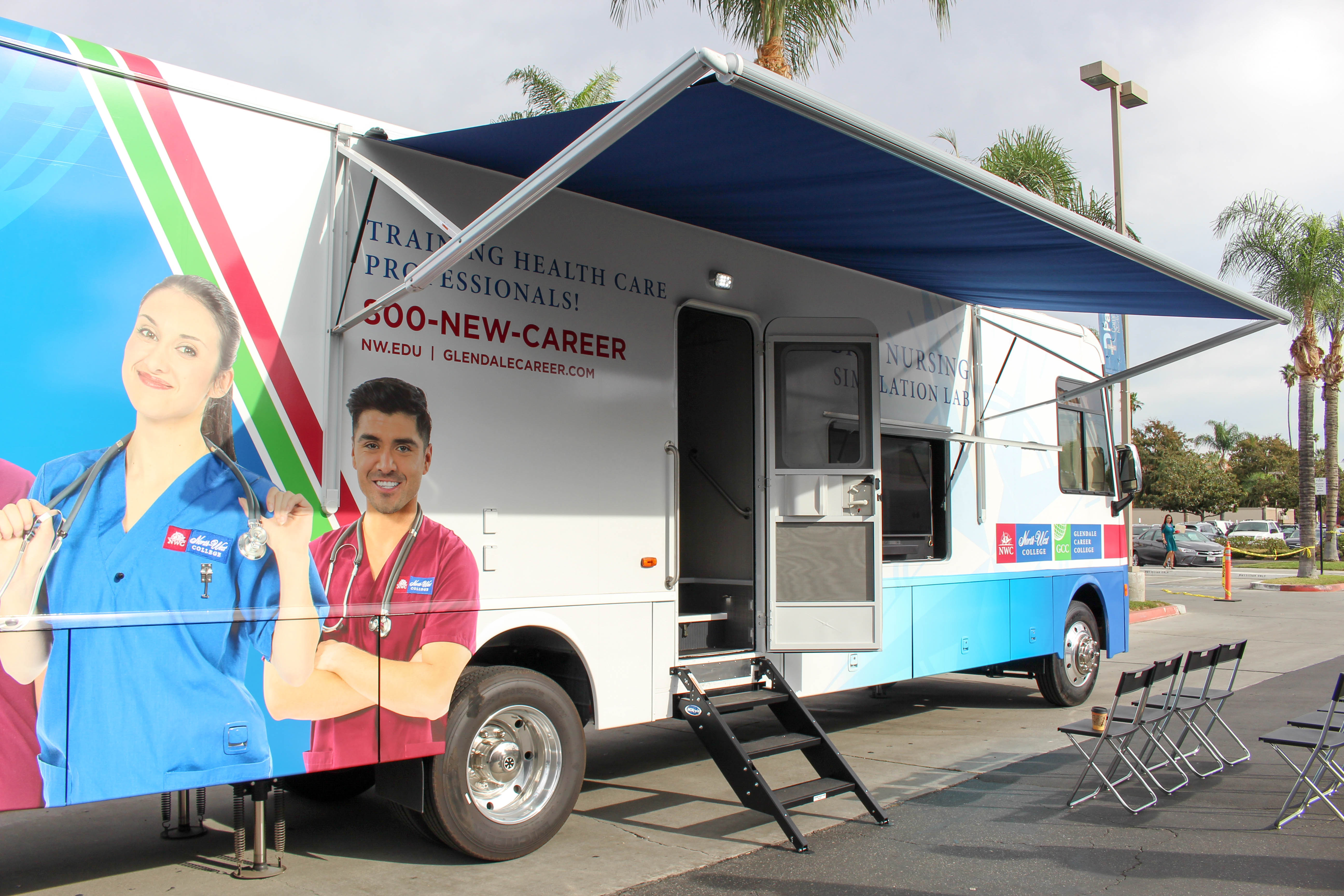Glendale Career College Offers Enhanced Learning Opportunities through New Mobile Simulation Laboratory