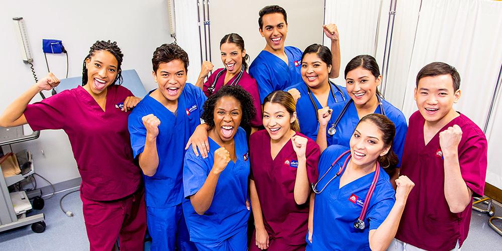 north-west college nursing school los angeles
