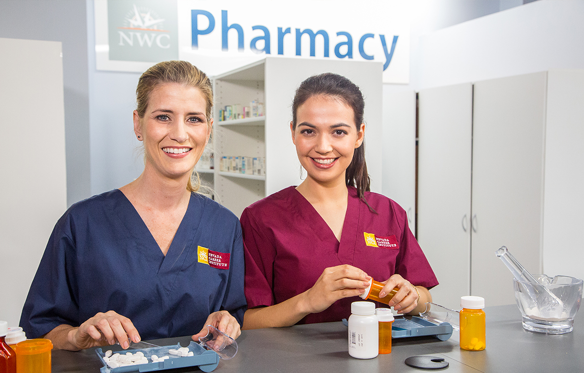 Nevada Career Institute Now Enrolling for New Pharmacy Technician Program