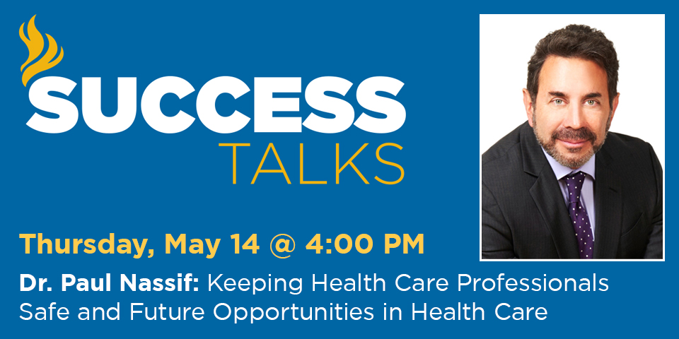 SUCCESS Talk Featuring Botched TV Star Dr. Paul Nassif